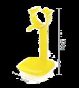 Каплеуловитель желтый универсальный